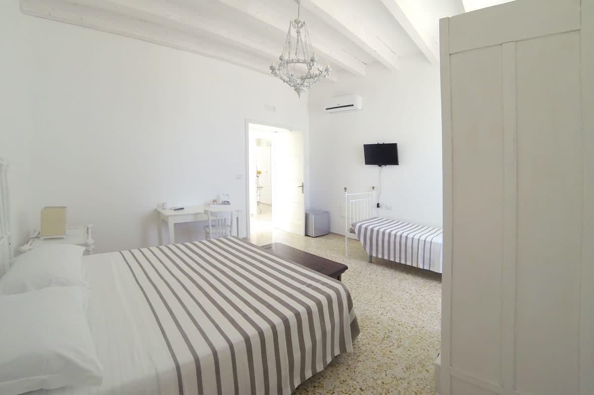 Camera Lu fasciu - Palazzo Marzo Otranto