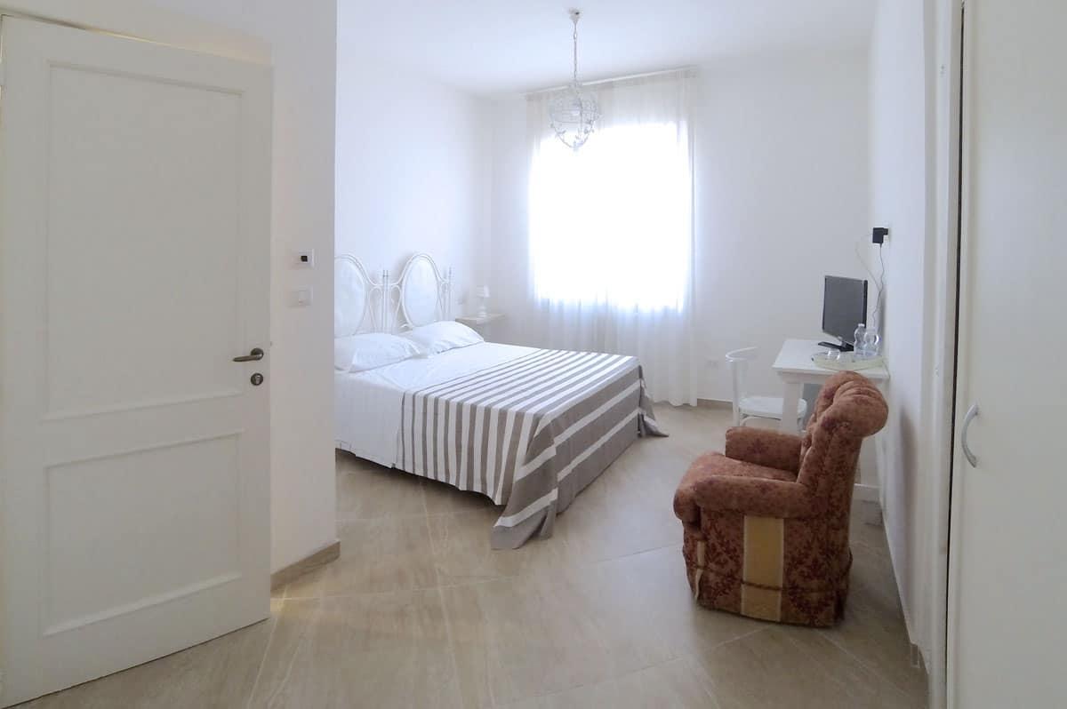 Camera Staffa - Palazzo Marzo Bed & Breakfast Otranto