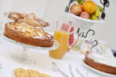 Colazione bed & breakfast Otranto