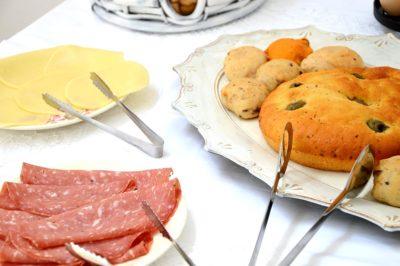Colazione internazionale - International breakfast