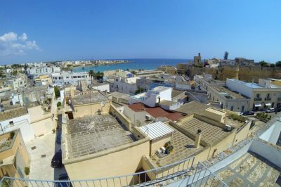 Panorama Otranto - vacanza Salento