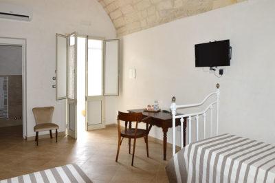 Camera Punta Palascìa - Palazzo Marzo Bed & Breakfast Otranto