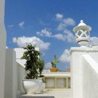 Terrazza Palazzo Marzo Otranto - terrace - roof garden