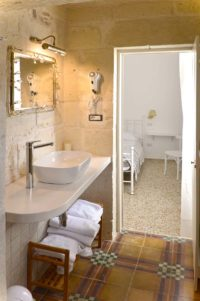 private bathroom - toilette - bagno privato