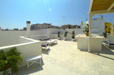 Roof Garden - Solarium